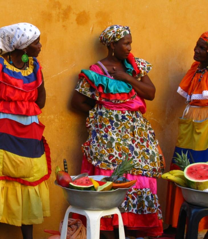 cultura palenquera