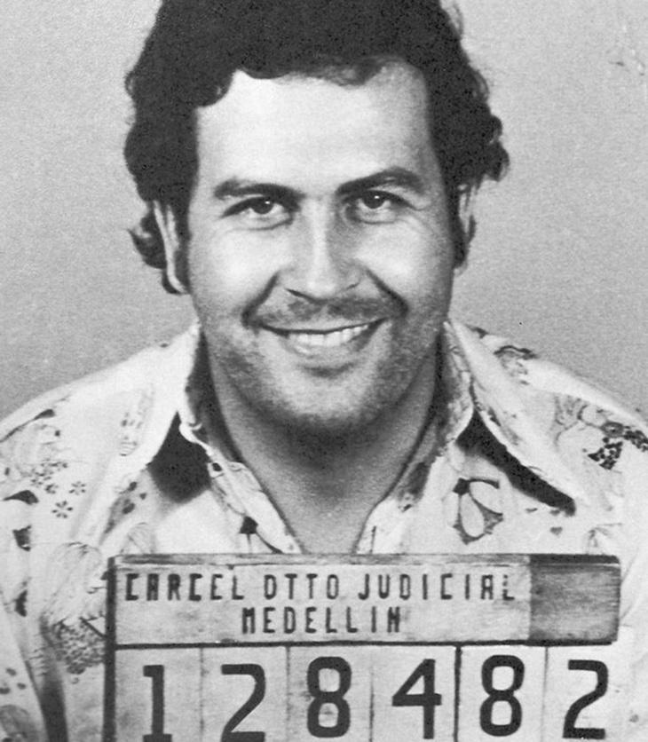 violência na Colômbia Pablo Escobar Narcotráfico