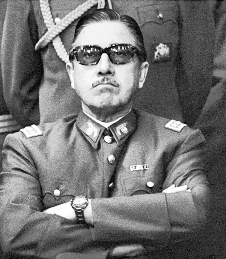 Augusto Pinochet Ditadura no chile